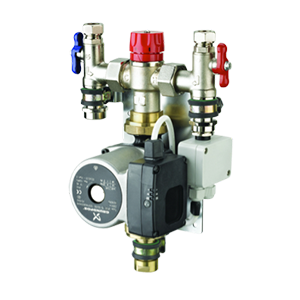 Pump Stations and Room Valves