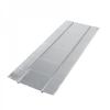 Underfloor heating aluminium spreader plates