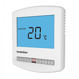Underfloor heating digital thermostat