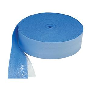 Underfloor heating perimeter strip roll